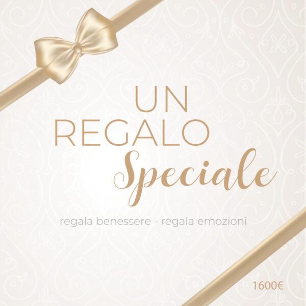 Buono Regalo Gold Luxury da 1600 euro