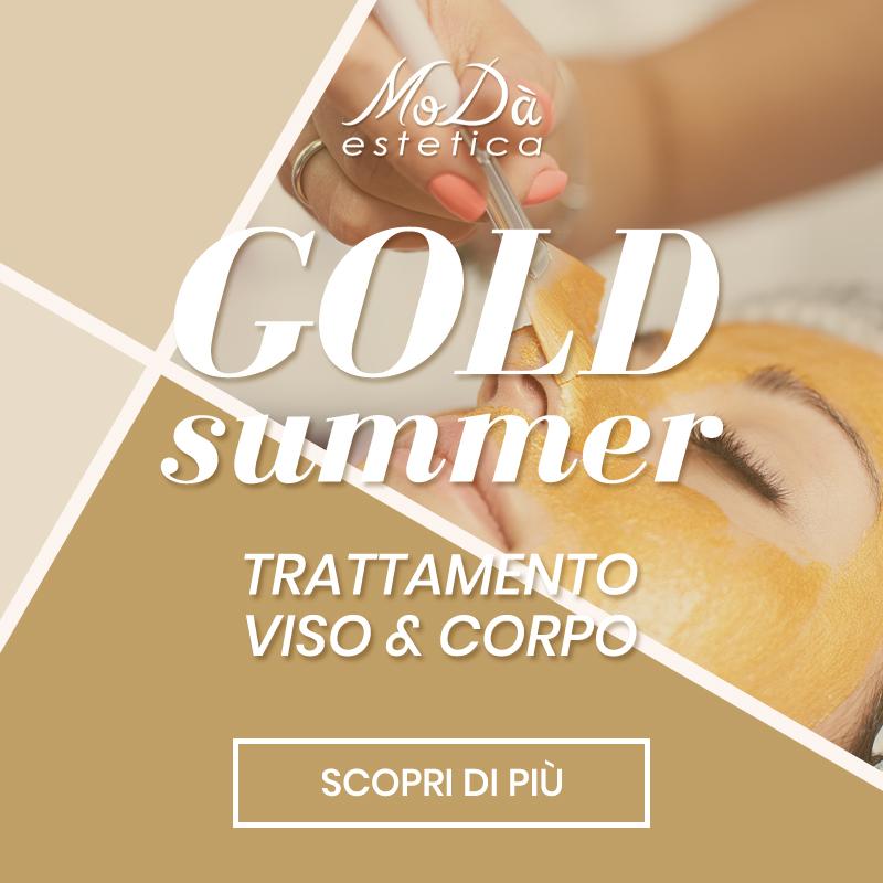 Estetica MoDà - Promo Summer Gold
